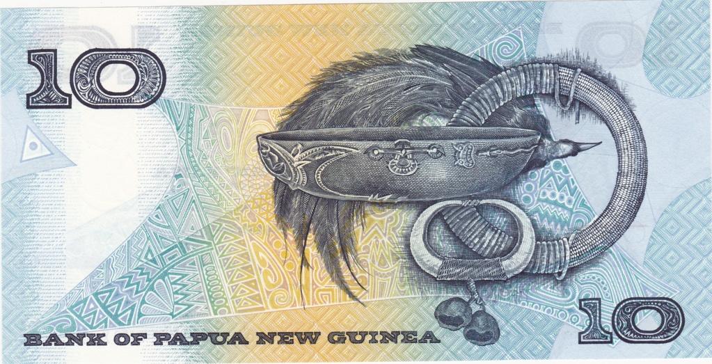 ¿Se pueden coleccionar todos los billetes de un país? PAPUA NUEVA GUINEA 10_kin15