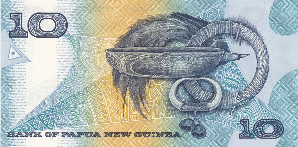 ¿Se pueden coleccionar todos los billetes de un país? PAPUA NUEVA GUINEA 10_kin19