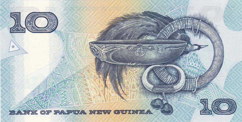 ¿Se pueden coleccionar todos los billetes de un país? PAPUA NUEVA GUINEA 10_kin20