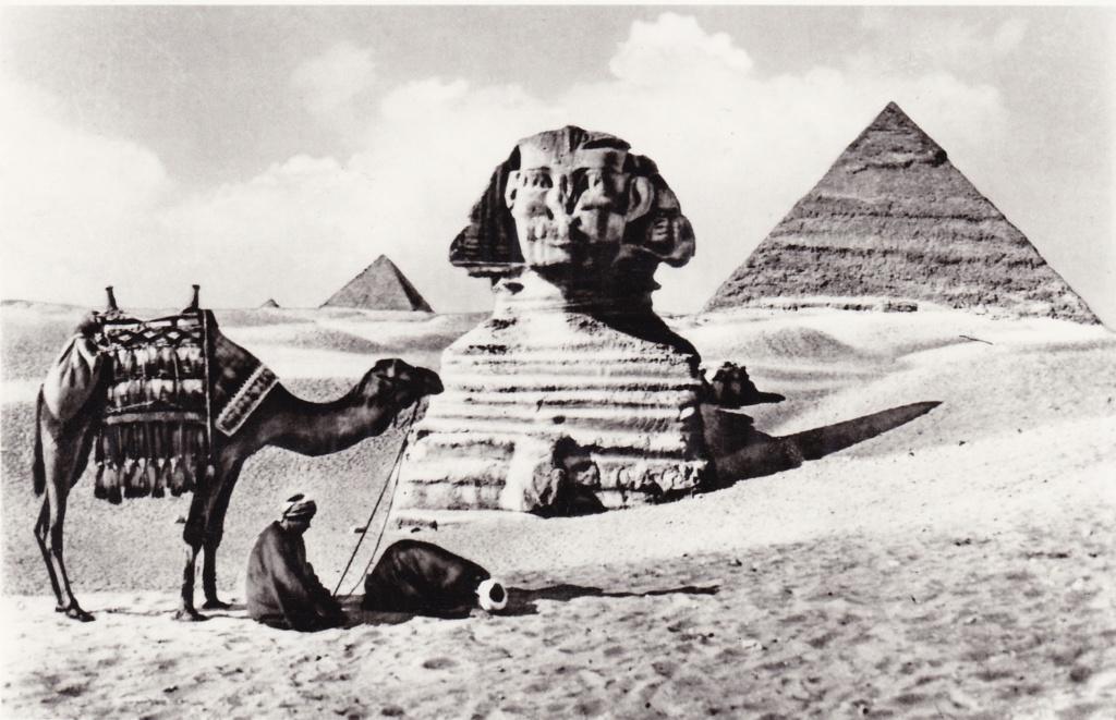 Postales antiguas de Egipto 1924_e10