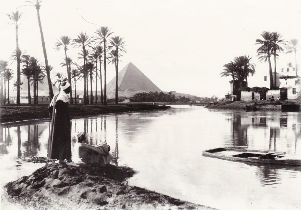 Postales antiguas de Egipto 1924_e11