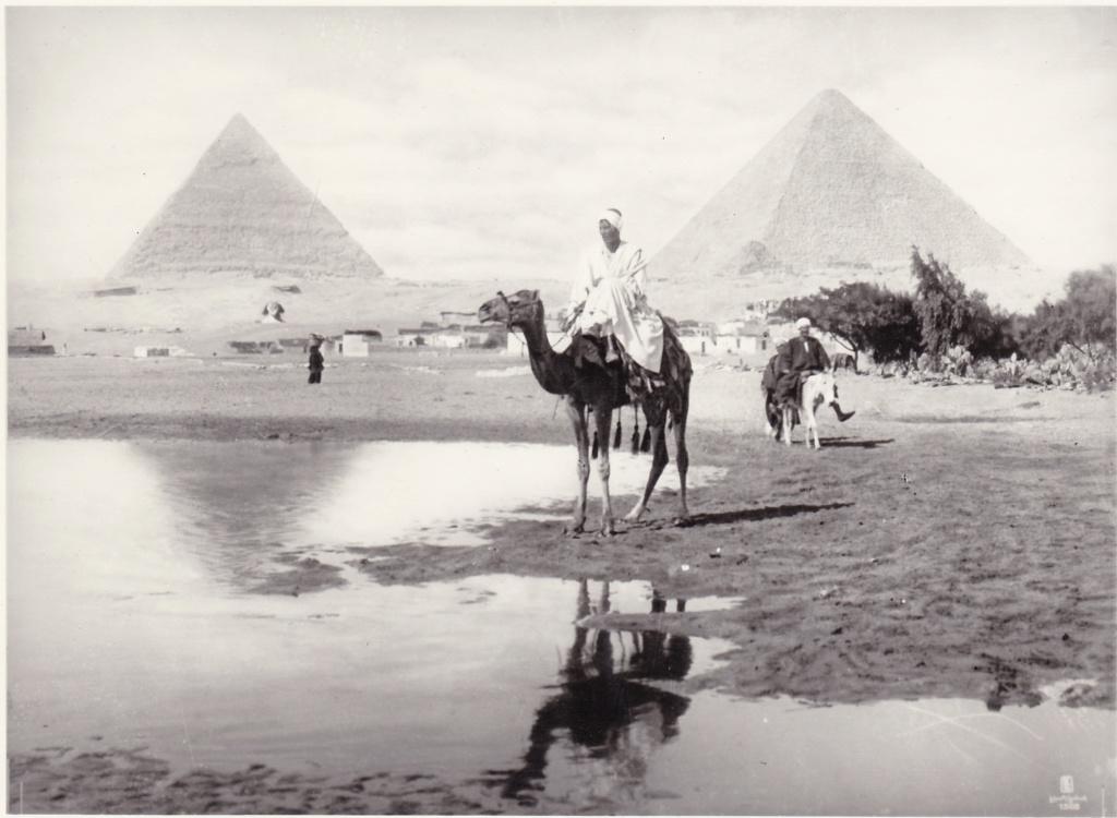 Postales antiguas de Egipto 1924_e12