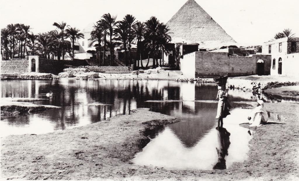 Postales antiguas de Egipto 1924_e13