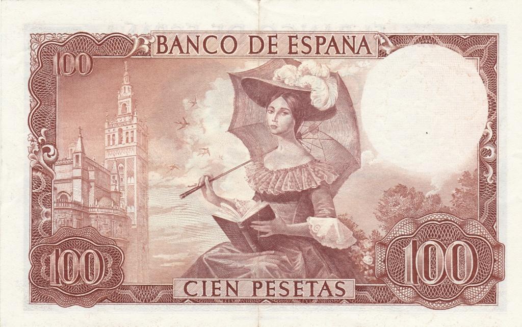 100 Pesetas 1965 - Número Curioso 1965_p11