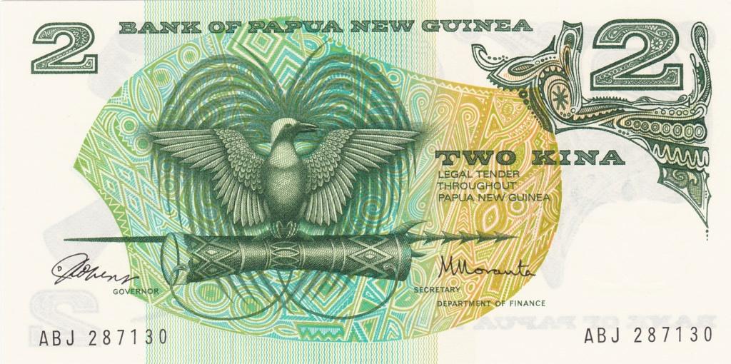 ¿Se pueden coleccionar todos los billetes de un país? PAPUA NUEVA GUINEA 2_kina10