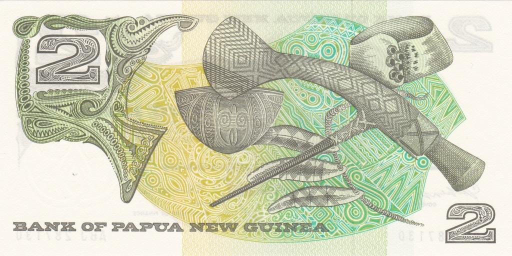 ¿Se pueden coleccionar todos los billetes de un país? PAPUA NUEVA GUINEA 2_kina11