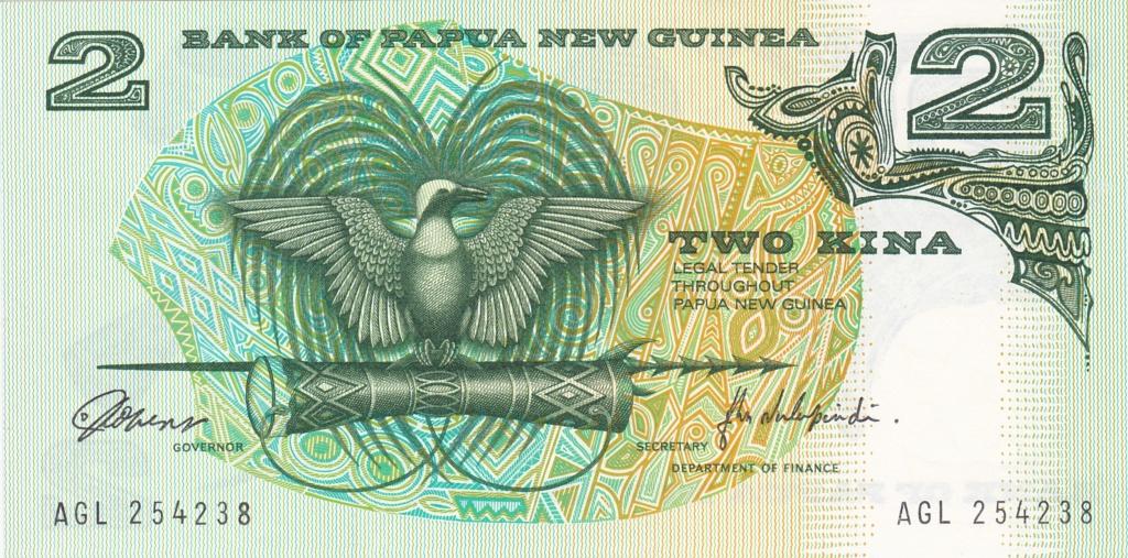 ¿Se pueden coleccionar todos los billetes de un país? PAPUA NUEVA GUINEA 2_kina12