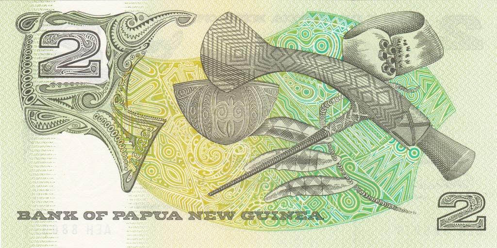 ¿Se pueden coleccionar todos los billetes de un país? PAPUA NUEVA GUINEA 2_kina13