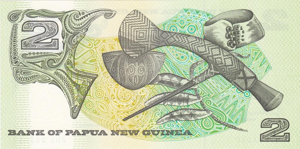 ¿Se pueden coleccionar todos los billetes de un país? PAPUA NUEVA GUINEA 2_kina16