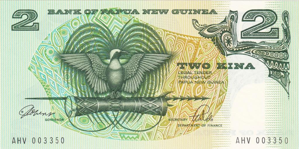 ¿Se pueden coleccionar todos los billetes de un país? PAPUA NUEVA GUINEA 2_kina17