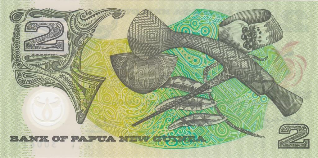 ¿Se pueden coleccionar todos los billetes de un país? PAPUA NUEVA GUINEA 2_kina18