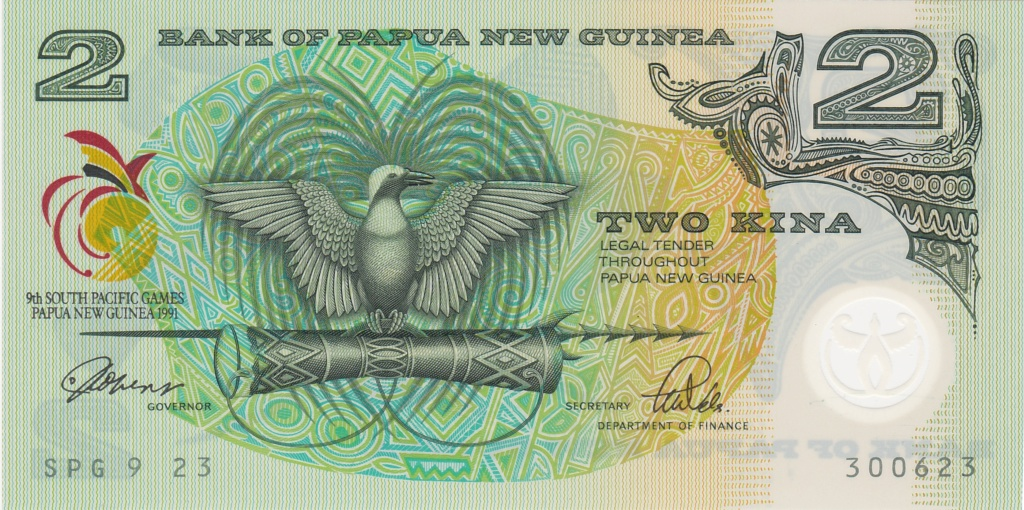 ¿Se pueden coleccionar todos los billetes de un país? PAPUA NUEVA GUINEA 2_kina19