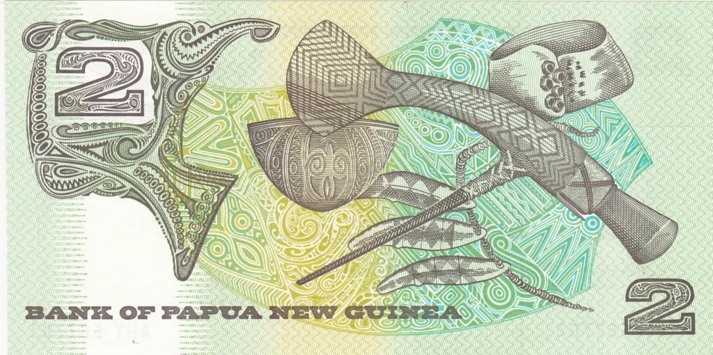 ¿Se pueden coleccionar todos los billetes de un país? PAPUA NUEVA GUINEA 2_kina20