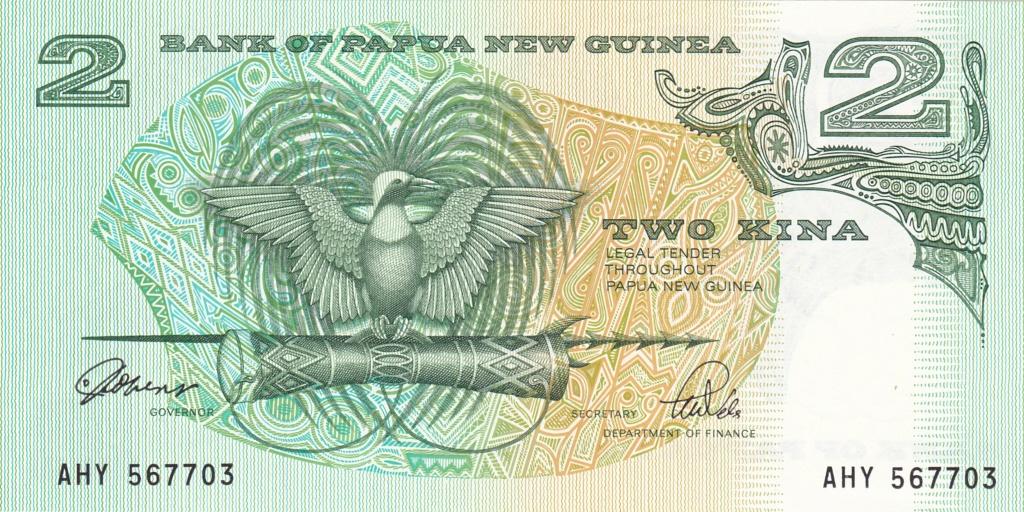 ¿Se pueden coleccionar todos los billetes de un país? PAPUA NUEVA GUINEA 2_kina21