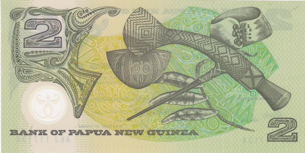 ¿Se pueden coleccionar todos los billetes de un país? PAPUA NUEVA GUINEA 2_kina25