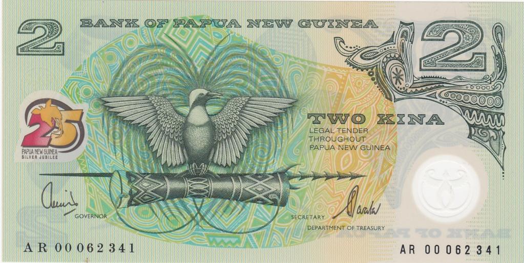 ¿Se pueden coleccionar todos los billetes de un país? PAPUA NUEVA GUINEA 2_kina28
