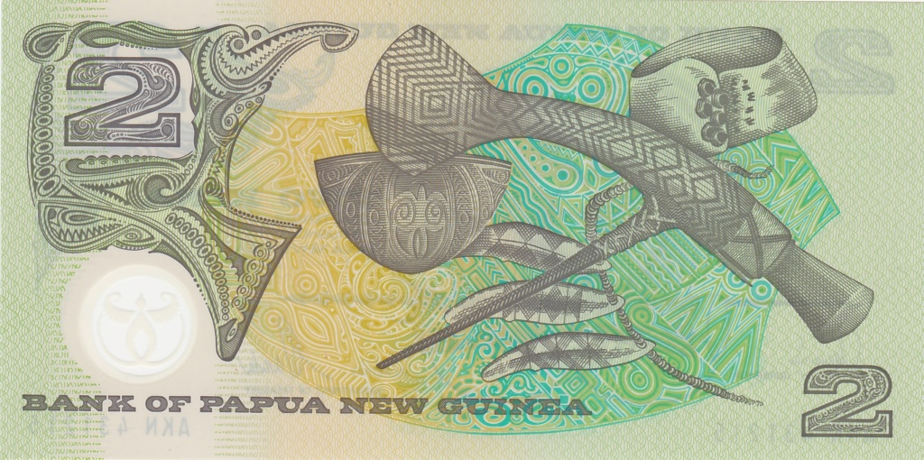 ¿Se pueden coleccionar todos los billetes de un país? PAPUA NUEVA GUINEA 2_kina29
