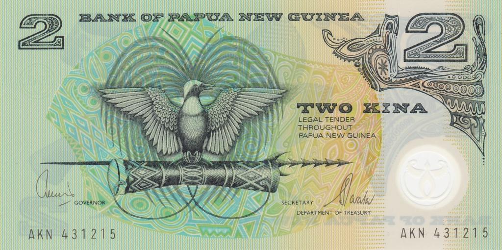 ¿Se pueden coleccionar todos los billetes de un país? PAPUA NUEVA GUINEA 2_kina30
