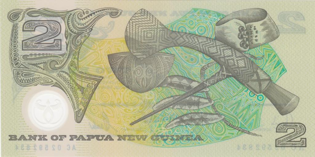 ¿Se pueden coleccionar todos los billetes de un país? PAPUA NUEVA GUINEA 2_kina32
