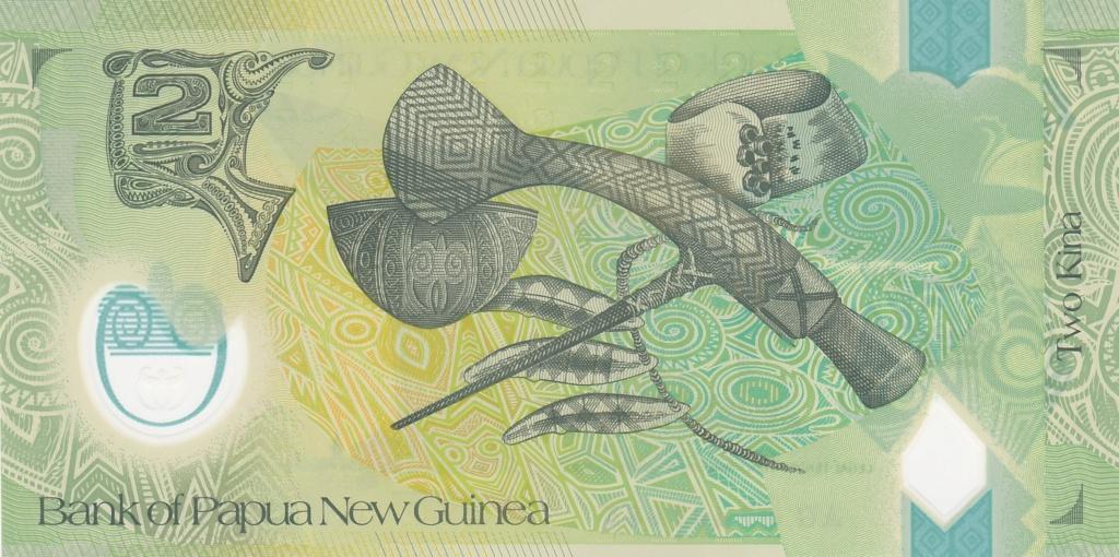 ¿Se pueden coleccionar todos los billetes de un país? PAPUA NUEVA GUINEA 2_kina34