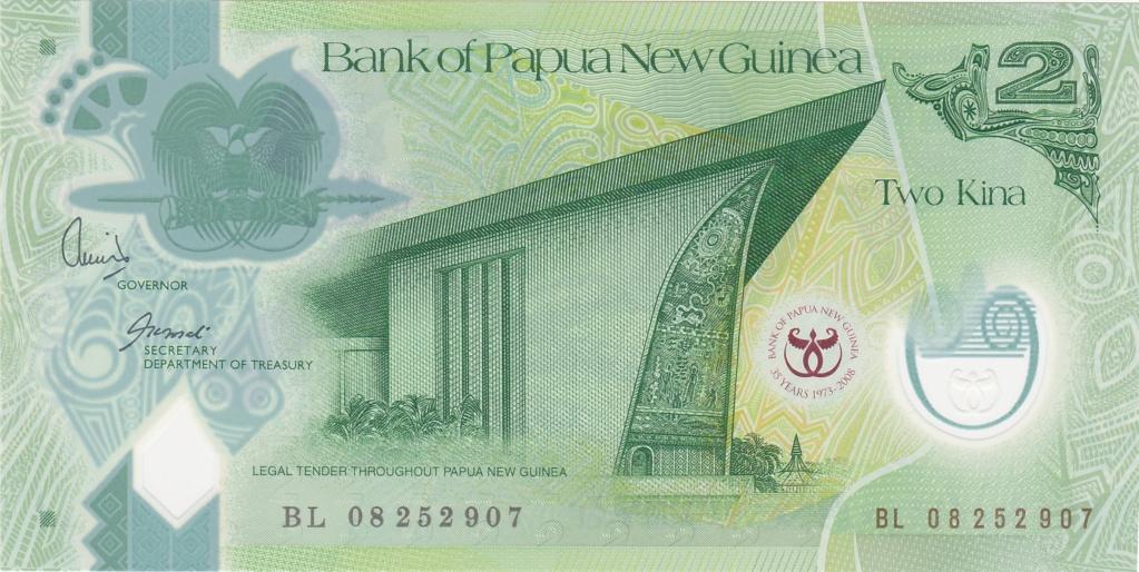 ¿Se pueden coleccionar todos los billetes de un país? PAPUA NUEVA GUINEA 2_kina38