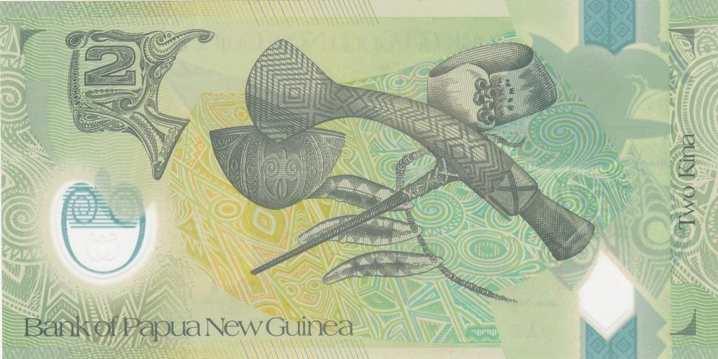 ¿Se pueden coleccionar todos los billetes de un país? PAPUA NUEVA GUINEA 2_kina40