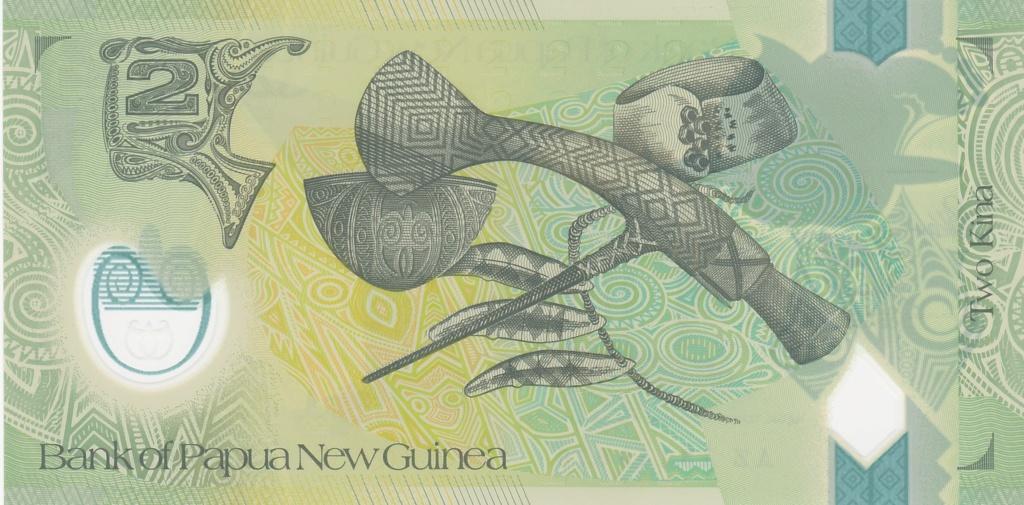 ¿Se pueden coleccionar todos los billetes de un país? PAPUA NUEVA GUINEA 2_kina43