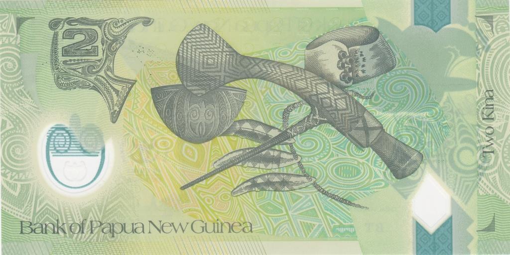 ¿Se pueden coleccionar todos los billetes de un país? PAPUA NUEVA GUINEA 2_kina44