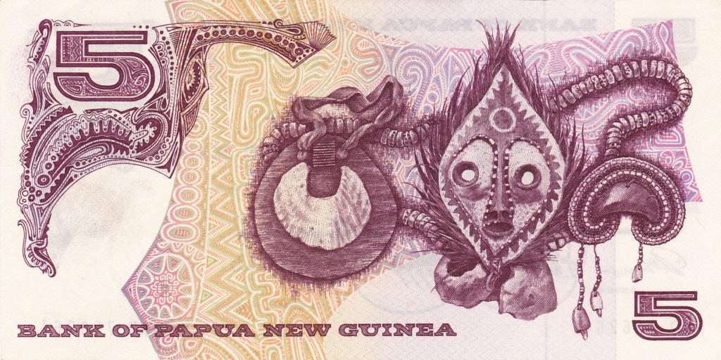 ¿Se pueden coleccionar todos los billetes de un país? PAPUA NUEVA GUINEA 5_kina10