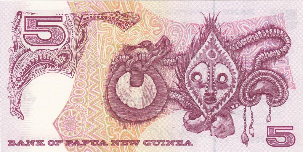 ¿Se pueden coleccionar todos los billetes de un país? PAPUA NUEVA GUINEA 5_kina29