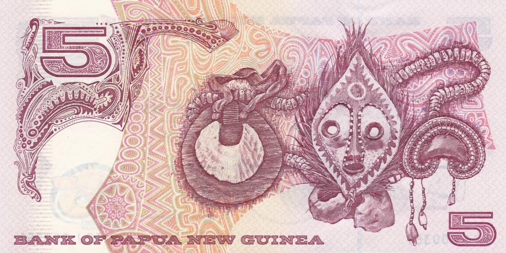 ¿Se pueden coleccionar todos los billetes de un país? PAPUA NUEVA GUINEA 5_kina33