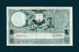 50 Pesetas 1905 - Echegaray (Vergüenzas) 68552011