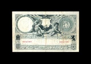 50 Pesetas 1905 - Echegaray (Vergüenzas) 92478711