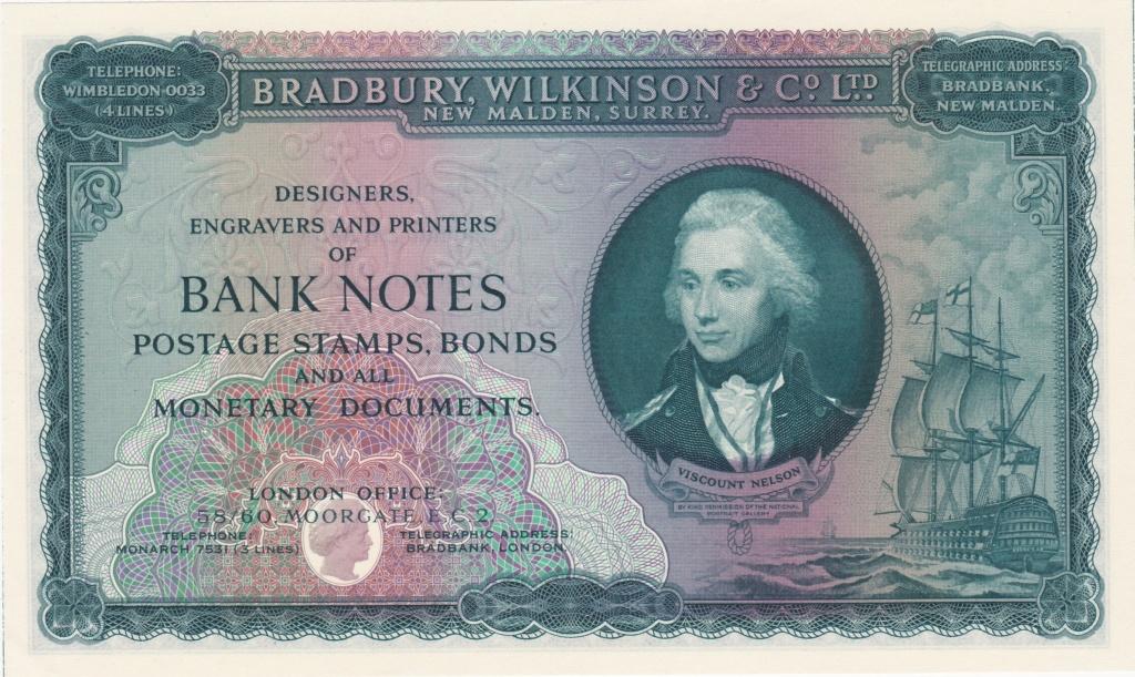 Test Notes - Bradbury & Wilkinson (1960) Bradbu10