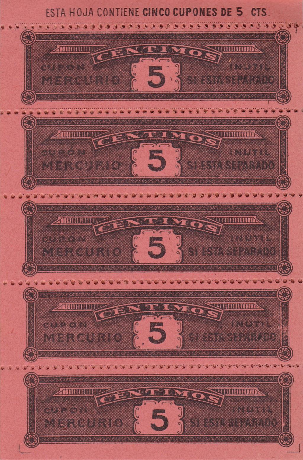 Cuaderno de Crédito Mercurio Cuader13