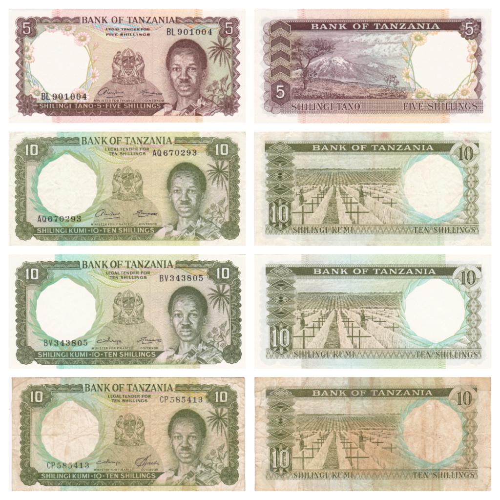 ¿Se puede volver a completar otro país? TANZANIA Fotoje12