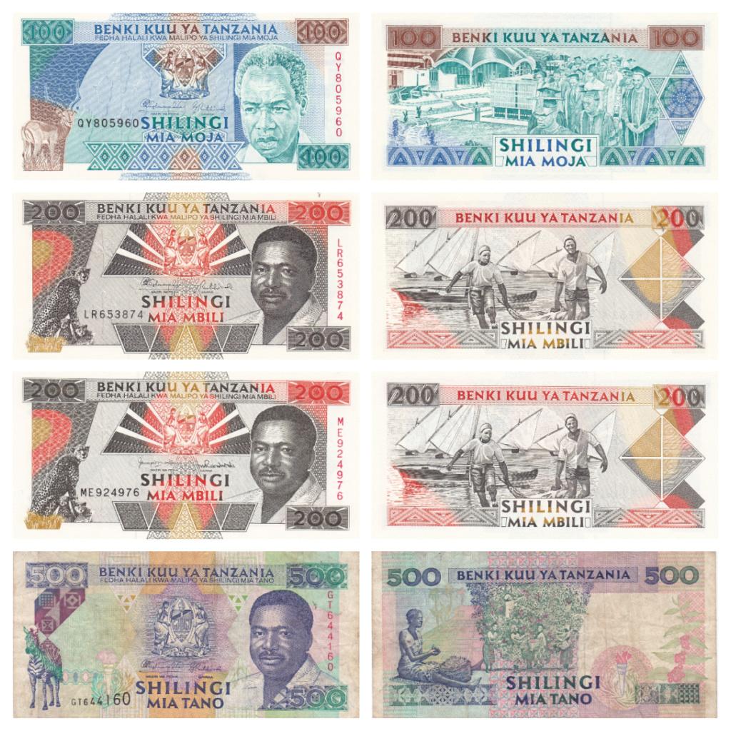 ¿Se puede volver a completar otro país? TANZANIA Fotoje19