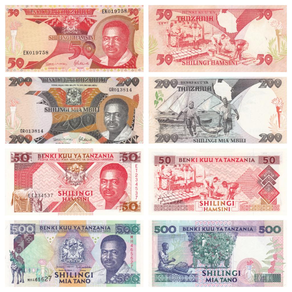 ¿Se puede volver a completar otro país? TANZANIA Fotoje20