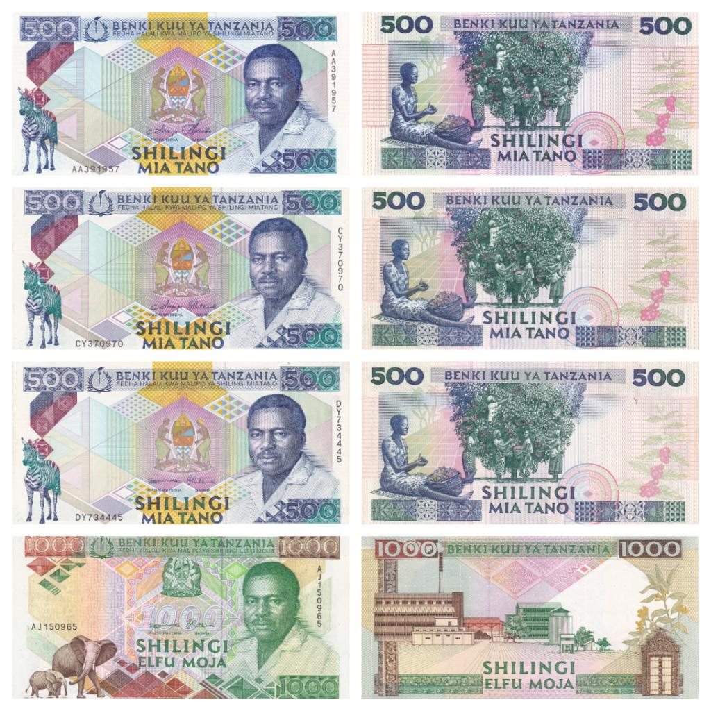 ¿Se puede volver a completar otro país? TANZANIA Fotoje21
