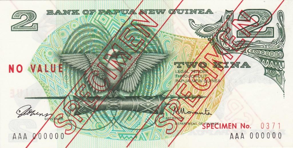 Papúa Nueva Guinea - Especímenes de la primera emisión Img_2070