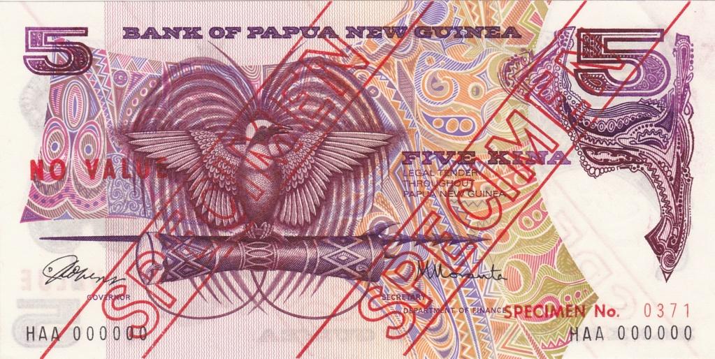 Papúa Nueva Guinea - Especímenes de la primera emisión Img_2071
