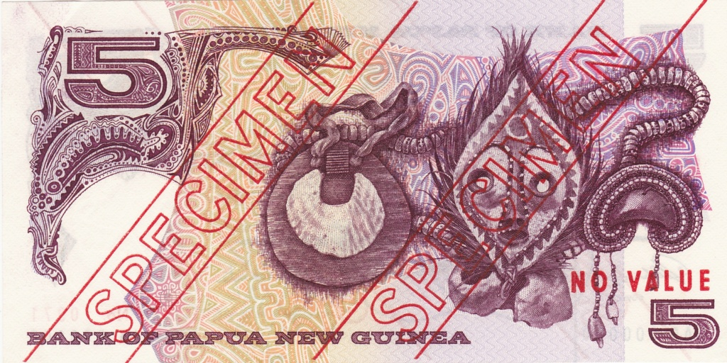 Papúa Nueva Guinea - Especímenes de la primera emisión Img_2072
