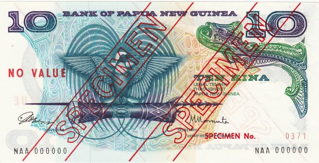 Papúa Nueva Guinea - Especímenes de la primera emisión Img_2074