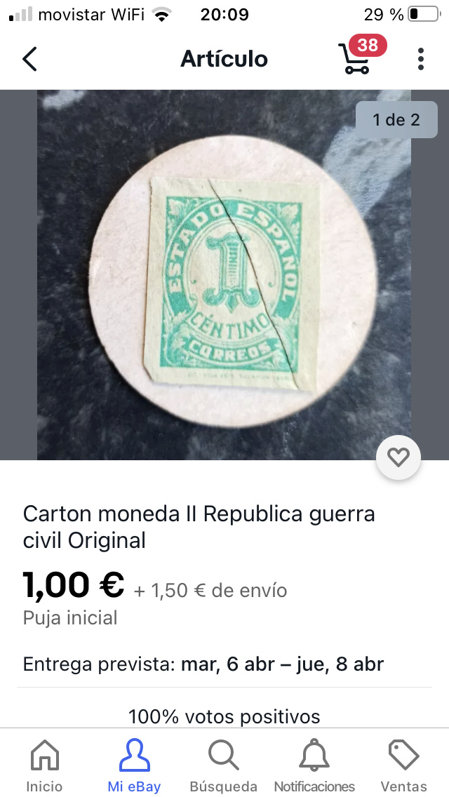 Sellos moneda falsos Img_6511