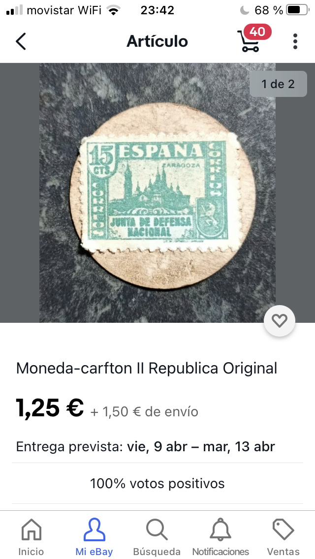 Sellos moneda falsos Img_6814
