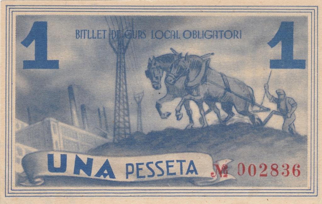Pobla de Segur (julio 1937) - 1 peseta Pobla_11