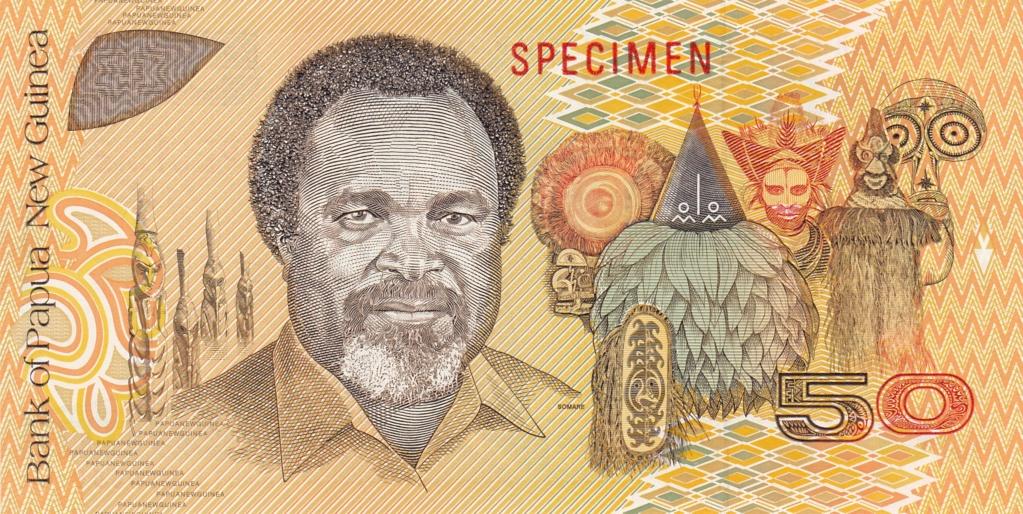 ¿Se pueden coleccionar todos los billetes de un país? PAPUA NUEVA GUINEA Specim20