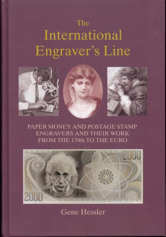 International Engraver's Line por Gene Hessler  Untitl11