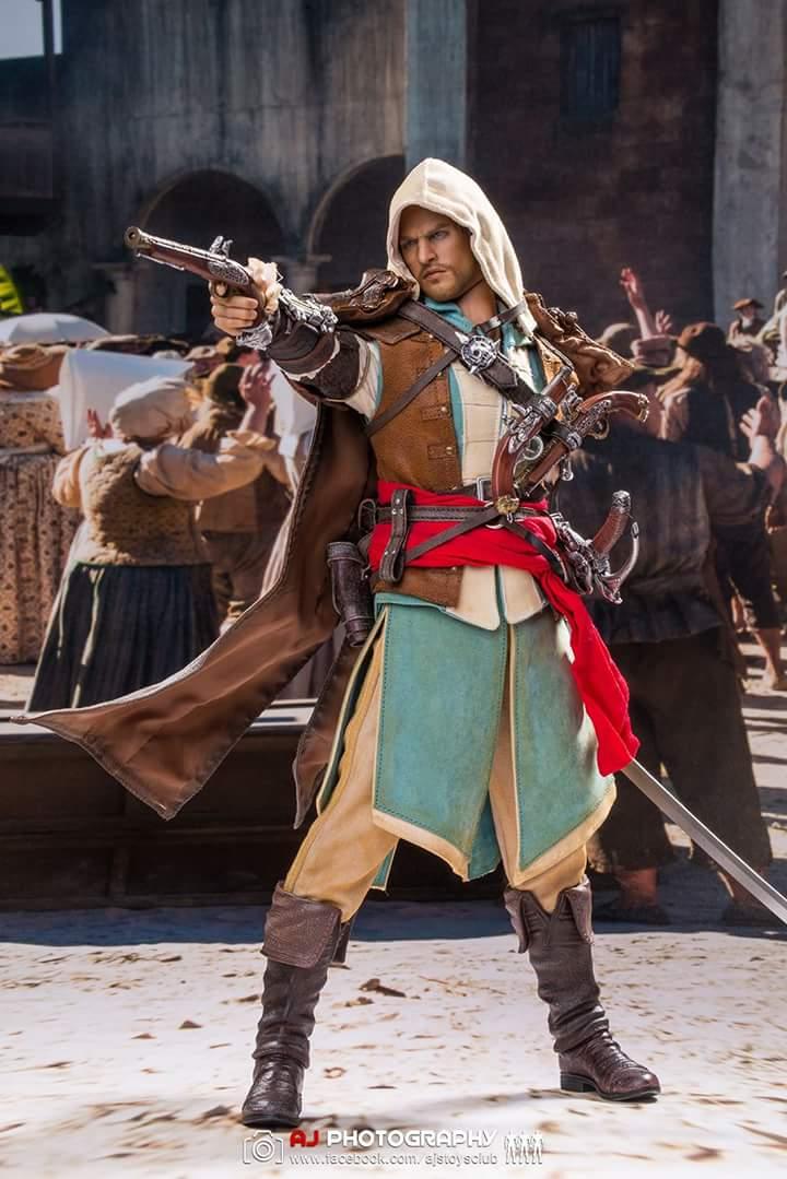 [Damtoys] Assassin's Creed IV:Black Flag – Edward Kenway 1/6th scale Fb_img11