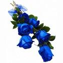::Desfile de Rosas AMDA::Hoy se presenta la Rosa Azul AMDA  Ramo-710